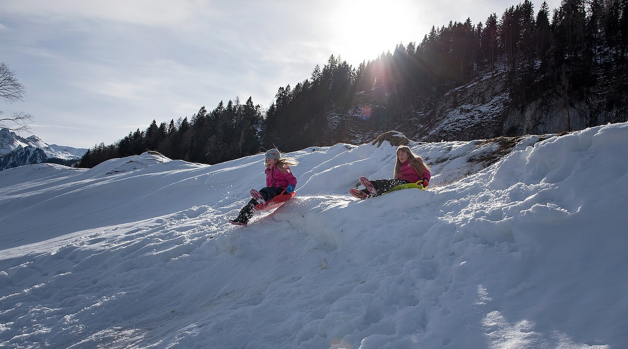 Winter Hibernation: How to Help Your Child Stay Active in the Cold Weather